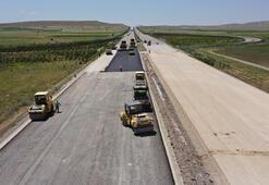 Ankara-Niğde Otoyolunun yüzde 85i tamamlandı