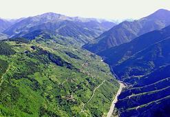 Dağların arasındaki yeşil inci Maçka misafirlerini bekliyor