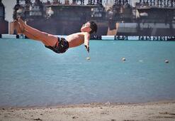Azerbaycanda plaj sezonu açıldı