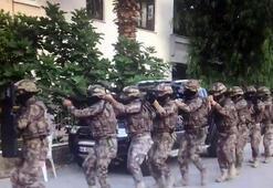 Muğlada, 2 çeteye hava destekli operasyon: 20 gözaltı
