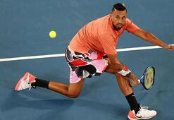 Avustralyalı tenisçi Kyrgios, ABD Açık organizatörlerini eleştirdi