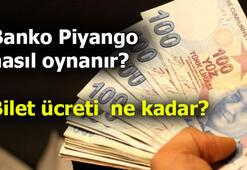 Banko piyango oyna   Banko Piyango nasıl oynanır, nedir, sonuçlar nereden öğrenilir