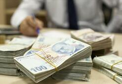 Hazine 5,68 milyar lira borçlandı