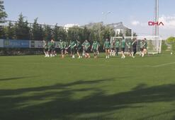 Konyasporda Sivas maçı hazırlıkları başladı