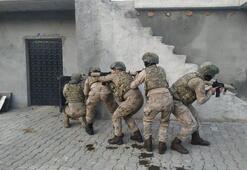 Terör örgütüne operasyon 4 kişi yakalandı