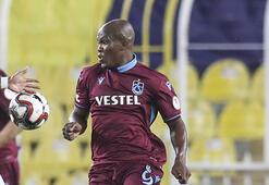 Trabzonsporda Nwakaeme şoku