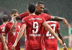 Werder Bremen - Bayern Münih: 0-1