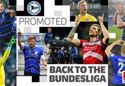 Arminia Bielefeld Bundesligaya yükseldi