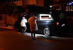 İzmirde İHF Başkanının aracına silahlı saldırı düzenlendi