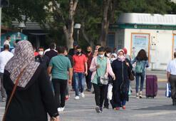 Hangi illerde maskesiz sokağa çıkmak yasak Maskesiz sokağa çıkma yasağının uygulandığı il sayısı kaça yükseldi