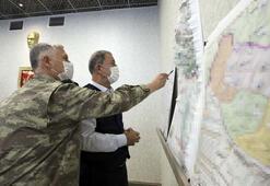 Pençe-Kaplan Operasyonunda 150den fazla terör hedefi vuruldu