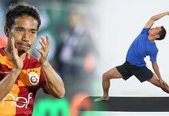 Galatasarayda Nagatomo şanssızlığı