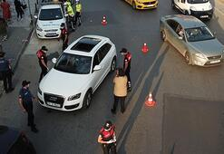 İstanbulda 9 ilçede dar alan uygulaması yapıldı 25 şüpheli yakalandı