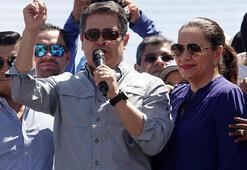 Honduras Devlet Başkanı Hernandez corona virüse yakalandı