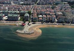 Marmara Denizi turuncuya döndü