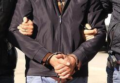 Suriyeden Türkiyeye yasa dışı yollara giren YPGli terörist tutuklandı