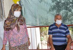 Antalyalı çiftçi keneyi kendi çıkardı, KKKAya yakalandı