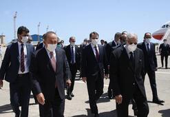Türkiyeden Libyaya üst düzey ziyaret