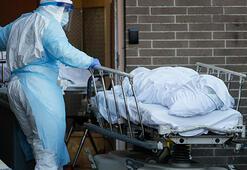 Son dakika... ABDde corona virüs kabusu sürüyor: 822 kişi daha öldü