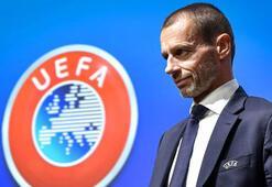 Son dakika | UEFA resmen açıkladı: İstanbul, 2021de Şampiyonlar Ligi finaline ev sahipliği yapacak