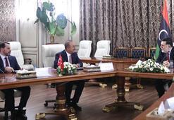 Son Dakika: Libyaya üst düzey ziyaret
