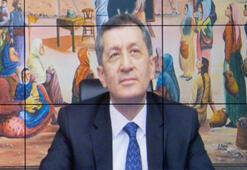 Milli Eğitim Bakanı Selçuk Ziya Öğretmen ile Eğitim Buluşmalarında  şehit öğretmen Yılmazı unutmadı