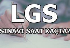 LGS sınavı ne zaman saat kaçta başlayacak - 2020 MEB LGS sınav giriş yeri sorgulama ekranı