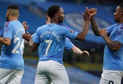 Manchester City-Arsenal: 3-0