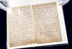 Van Gogh ve Gauguin'in  mektubuna 210 bin euro