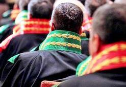 4 bin 628 hâkim ve savcının yeri değişti