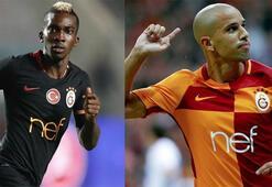Galatasaraya şampiyonluğu getiren ikili