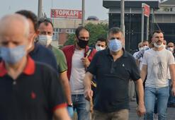Son dakika... İstanbul güne corona yasağı ile uyandı Dikkat ettiler...