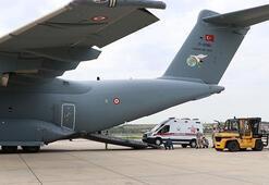 Türkiyeden Çada ambulans ve tıbbi malzeme yardımı