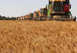 Hazinenin atıl durumdaki 2,2 milyon metrekare arazisi tarıma açıldı