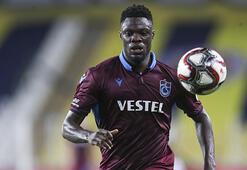 Ekuban, Trabzonsporda kendini buldu