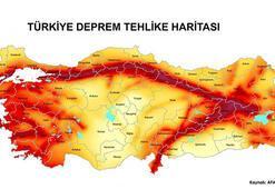 Doğu Akdenizde deprem uyarısı