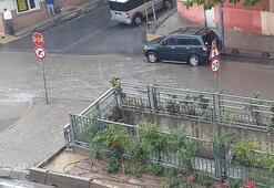 Son dakika... İstanbulda şiddetli yağmur ve dolu
