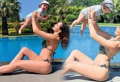 Patricia Callero ve oğluna övgü yağdı