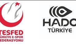 """TESFED ve Geleceğin Sporu """"HADO""""nun Geliştiricisi HADO Türkiye Protokol İmzaladı"""