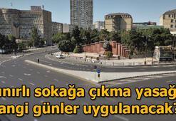 Hafta sonu sokağa çıkma yasağı kısıtlamasının detayları belli oldu 20 Haziranda sokağa çıkma yasağı hangi saatlerde uygulanacak