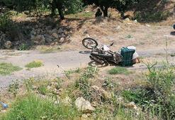 Ispartada TIRla çarpışan motosikletin sürücüsü öldü