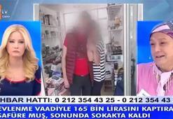 Son dakika Müge Anlıda ilginç olay Canlı yayında sevgilisinin başka kadınla fotoğrafını görünce...