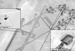 Son dakika... ABD, Rus uçaklarının Libyada uçtuklarına ilişkin kanıtlar paylaştı