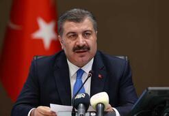 Sağlık Bakanı Fahrettin Koca sosyal medyadan duyurdu