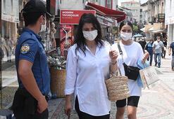 Son dakika: Edirnede maske kararı Yasaklandı...