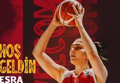 Bellona Kayseri Basketbol, Esra Topuzu transfer etti