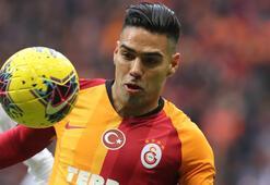 Galatasarayda şok detay Falcao bir Diagne etmedi...