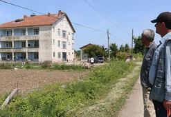 Yoldan geçen bu evi görünce şaşırıyor