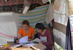 Bingölde depremzede gençlerin LGS ve YKS endişesi