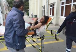 Bursada kıskançlık dehşeti Sevgilisini vurup, otomobilden attı
